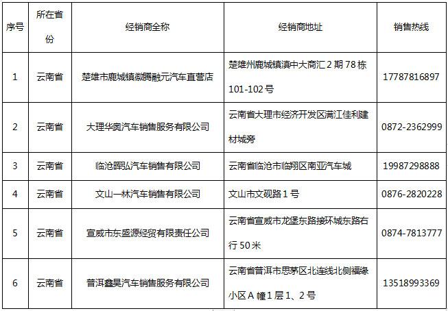 云南省黄海皮卡经销商