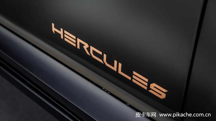 雷兹瓦尼rezvani再现神作!7.0L V8增压,1300匹的6x6六驱越野皮卡
