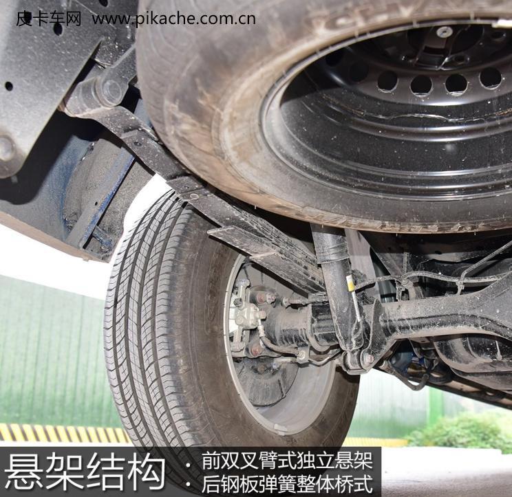 试驾长城炮商用炮柴油版皮卡车