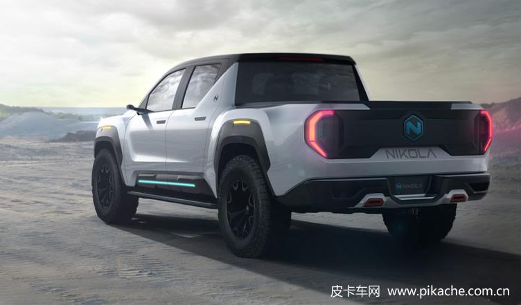 通用汽车取消Badger尼古拉电动皮卡投资,只提供燃料电池技术