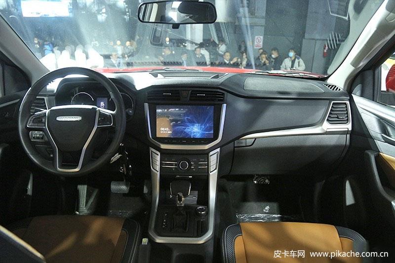 上汽大通MAXUS多款皮卡车型上市,电动版越野版旅行版齐上线