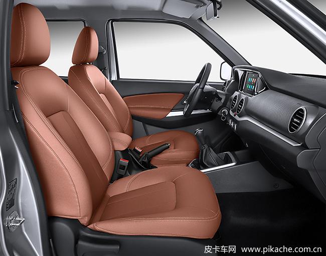 郑州日产新锐骐皮卡上市,起售价格7.78万元