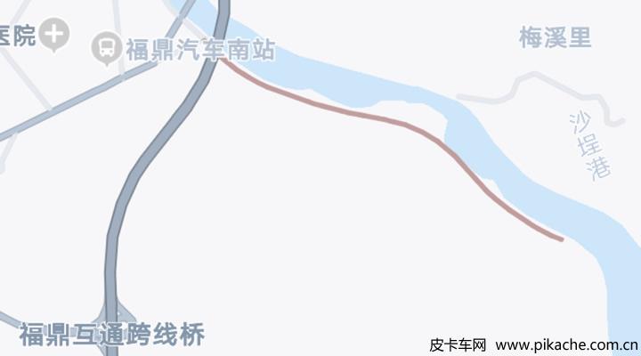 福建省宁德市最新皮卡限行政策整理,长期更新
