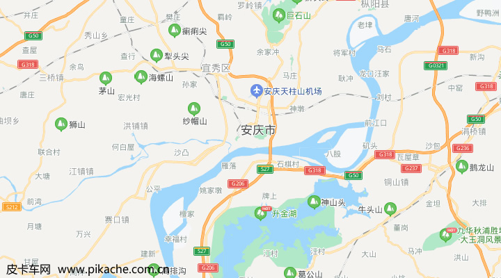 安徽省安庆市最新皮卡限行政策整理,长期更新