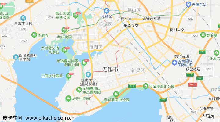 江苏省无锡市最新皮卡限行政策整理,长期更新