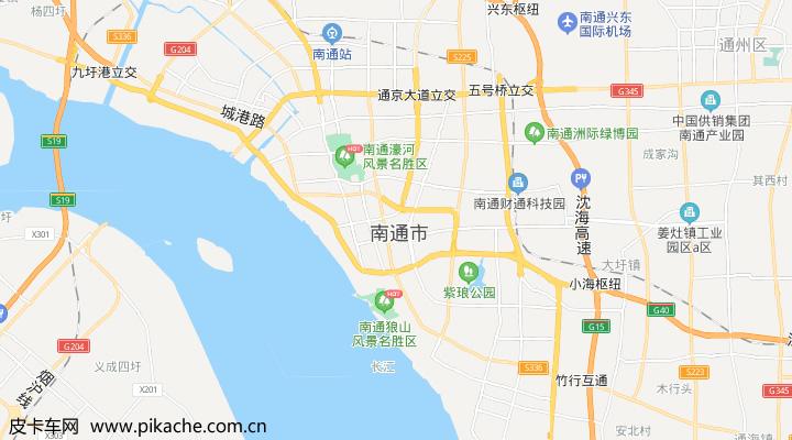 江苏省南通市最新皮卡限行政策整理,长期更新