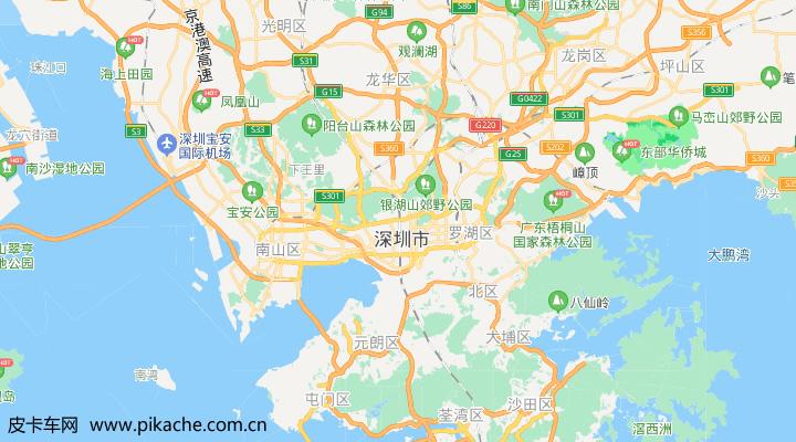 广东省深圳市最新皮卡限行政策整理,长期更新