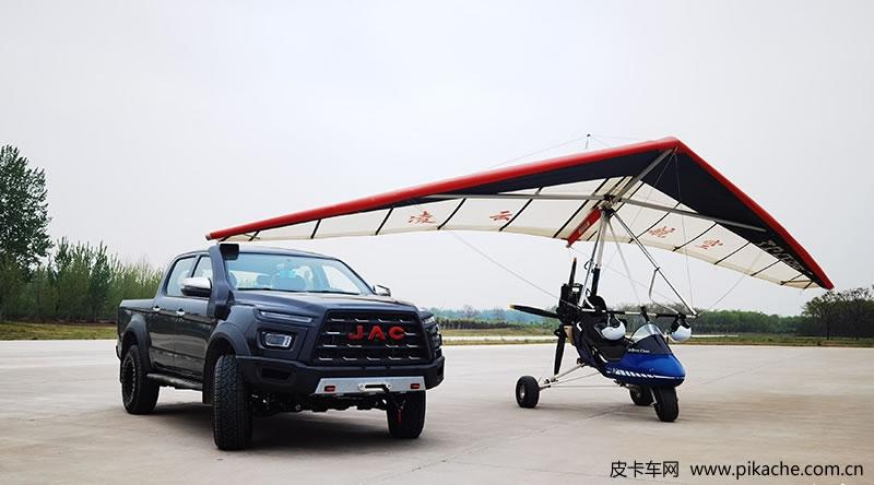江淮悍途皮卡山猫版即将投放市场,以首台悍途车主冠名