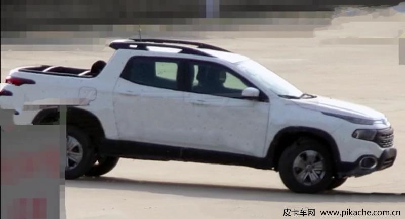 承载式车身皮卡车成香饽饽,七大全新品牌将入局皮卡领域