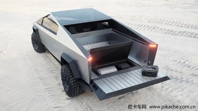 多地放开新能源货车路权,中国会兴起电动皮卡热潮吗?