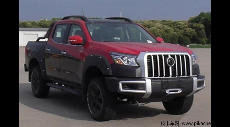 郑州日产将推出首款平底货箱车型,锐骐6皮卡平箱版即将上市