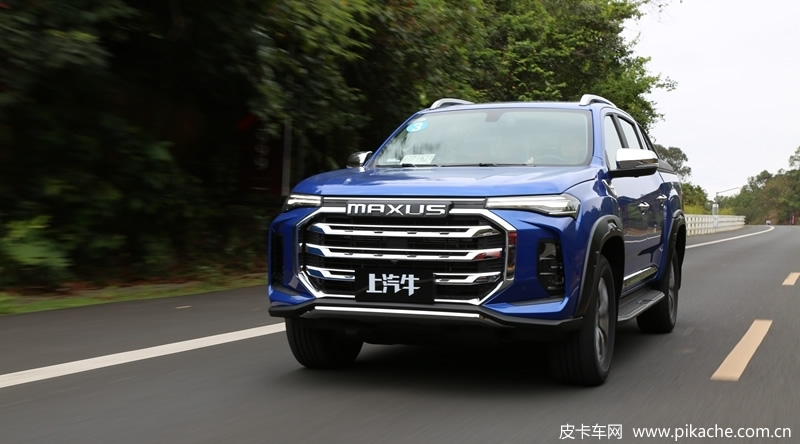 SAIC Maxus sold 2660 pickup trucks in July 2021, with a year-on-year increase of 8%