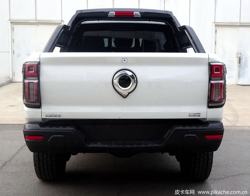 GWM POER new high-end pickup was exposed, equipped with a 2.0T high-power gasoline engine