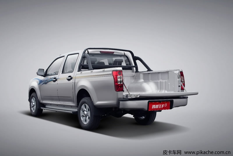 Chang'an Cross King F3 pickup truck is on the market, with the sales price starting from 57800 yuan