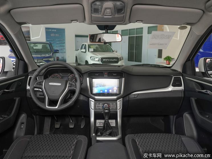 The new Australian Version of Maxus T70 pickup truck is priced at RMB 135800-147800