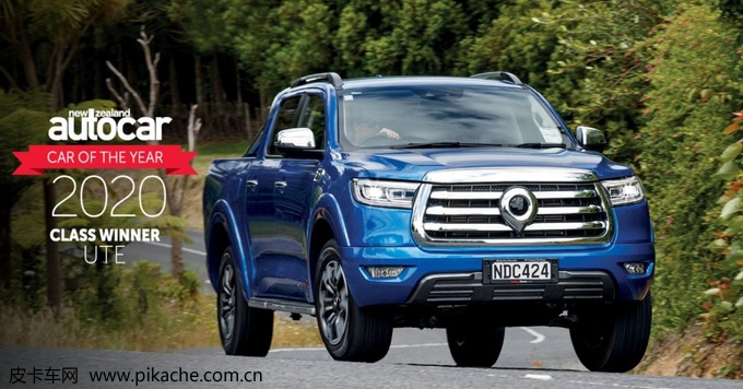 From January to July 2021, the sales volume of China Great Wall pickup truck in overseas market increased by 290% year-on-year