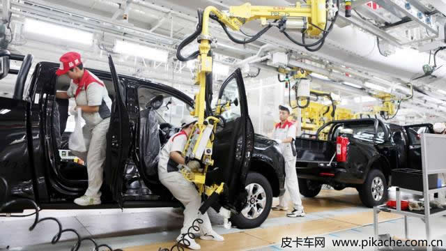 Chongqing Yongchuan has become the largest pickup truck production base in China