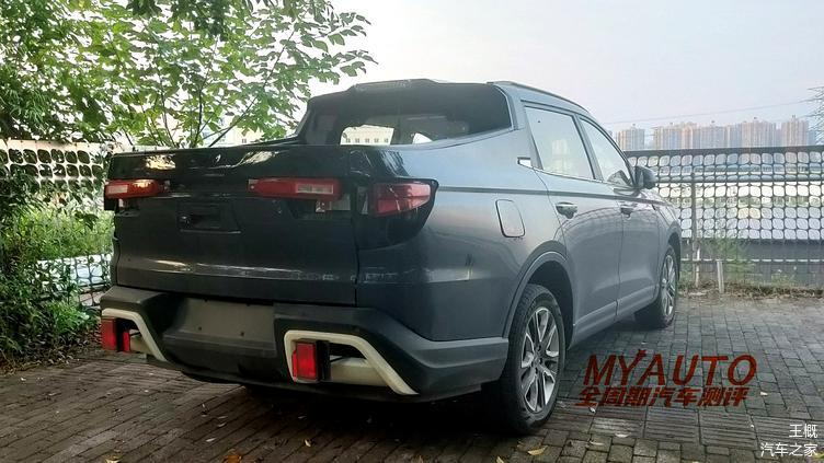 Exposure of real vehicle pictures of China SINOTRUK vgv vx7 sports pickup truck