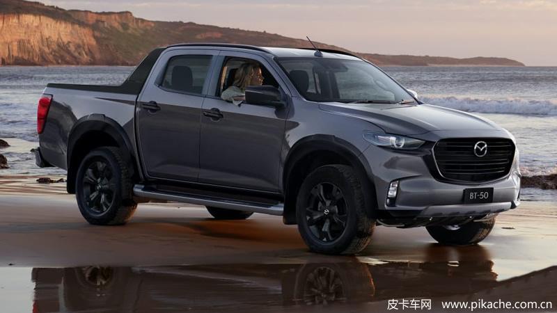 2022款马自达BT-50皮卡发布,新增D-MAX同款1.9T发动机