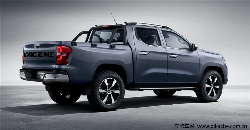2022 Changan Kaicheng F70 pickup truck was officially launched at a price of 96800