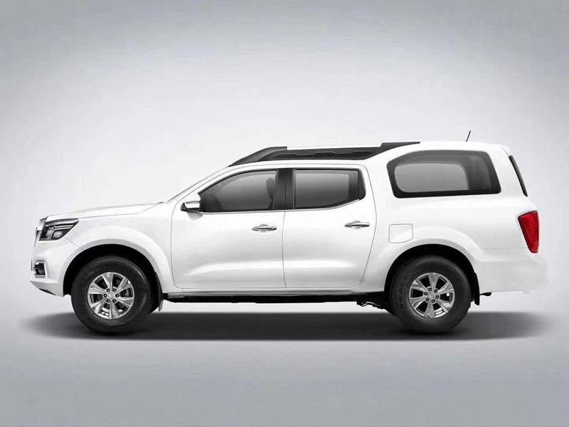 锐骐6厢式皮卡车 郑州日产帕拉索将于11月24日上市