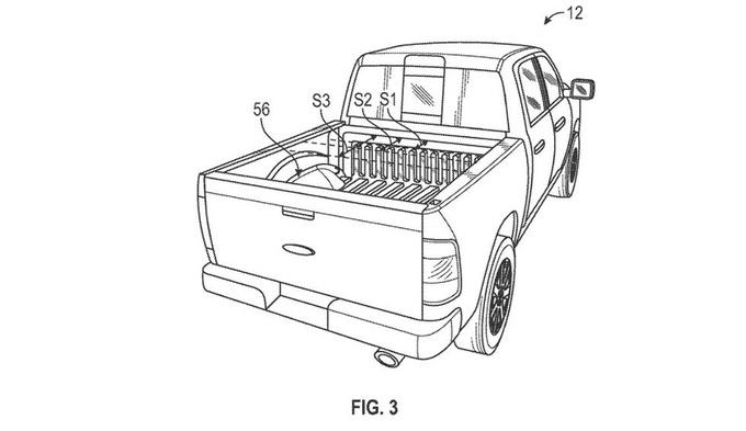 福特F-150电动版皮卡申请新专利,配备可移动增程器