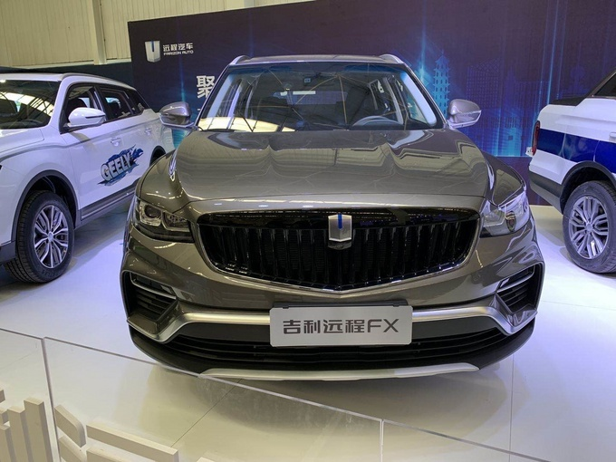 首款承载式车身皮卡,吉利远程FX皮卡将上市
